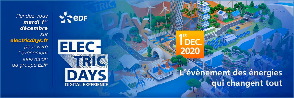 ELECTRIC DAYS 2020