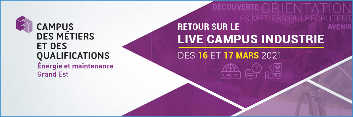 Live Campus Industrie 2021