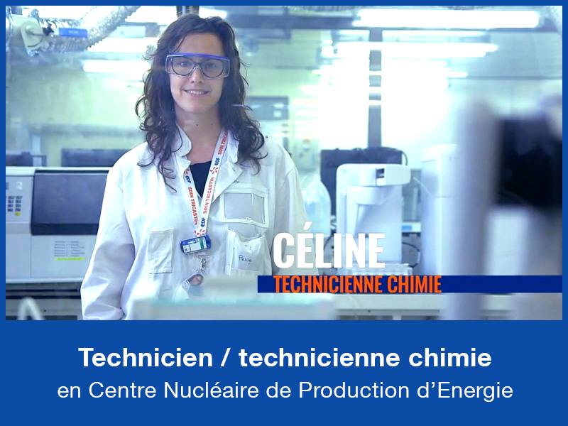 Technicien - Technicienne chimie